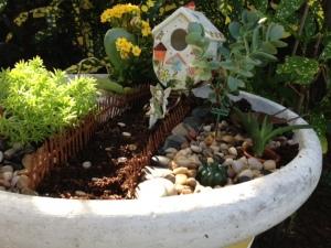 Fairy of The Birdhouse Garden4