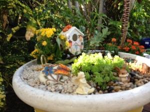 Fairy of The Birdhouse Garden6