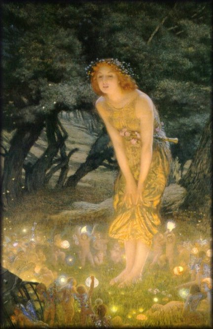 Quotes, Sayings and Poems About Fairies